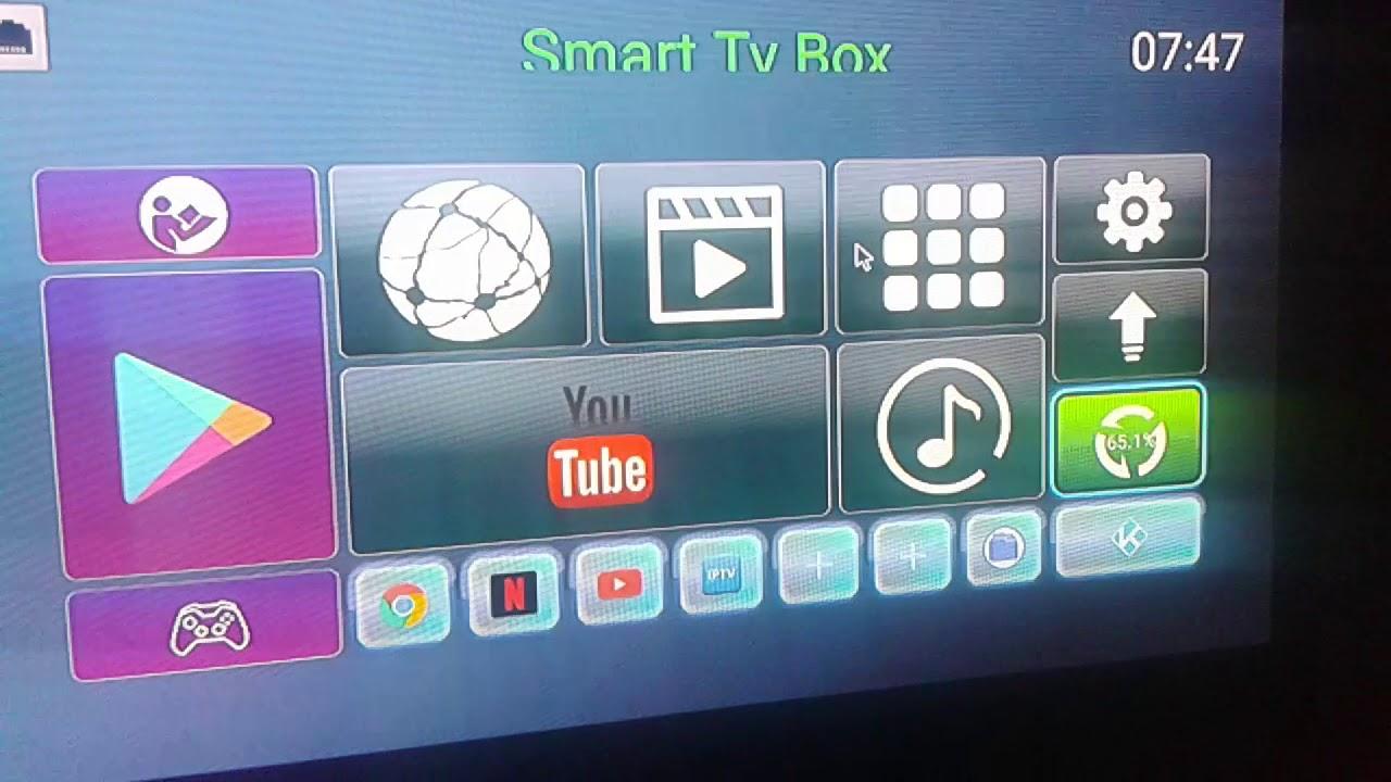 TV BOX Z28 2GB RAM 16GB DE ROM ANDROID 7.1 CENTRAL MULTI ...