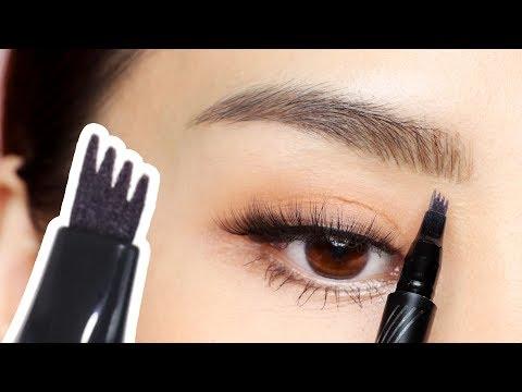 new-microblading-eyebrow-tattoo-pen---tina-tries-it