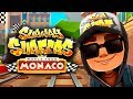 SUBWAY SURFERS - MONACO 2018 ✔ JAKE AND 53 MYSTERY BOXES OPENING