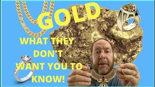 GOLD - What Pawn Shops & Jewelry Stores DON'T Want You To Know! | REAL WORTH & VALUE