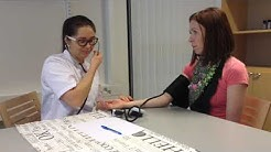 Manuaalinen verenpaineen mittaus