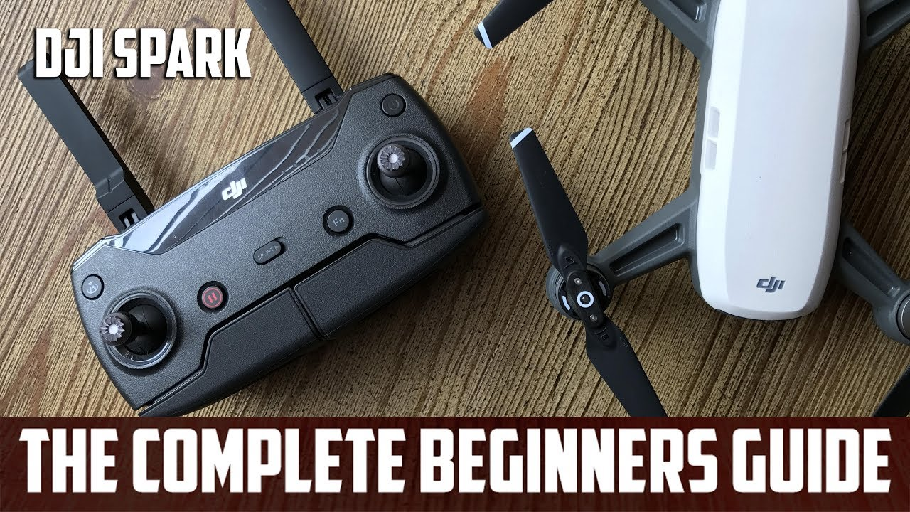 how to connect a spark to the controller