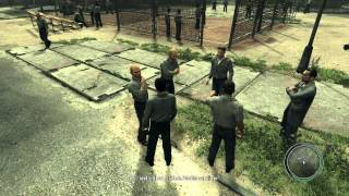 Mafia II - Officer Speirs - Jail House Rock
