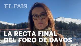 DAVOS 2020 | La recta final del Foro Económico Mundial