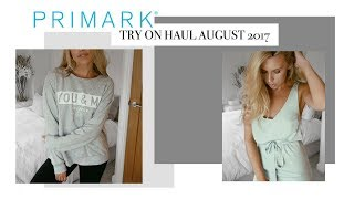 One of Freya Farrington's most viewed videos: A HUGE PRIMARK TRY ON HAUL | Summer August 2017 | Freya Farrington