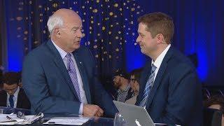 Peter Mansbridge speaks with Andrew Scheer