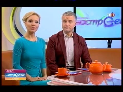 Электрокамины Dimplex серии Opti-Myst в Программе Настроение на телеканале ТВЦ