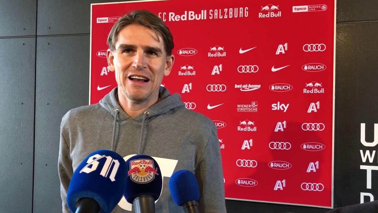 Red Bull Salzburg Trainer