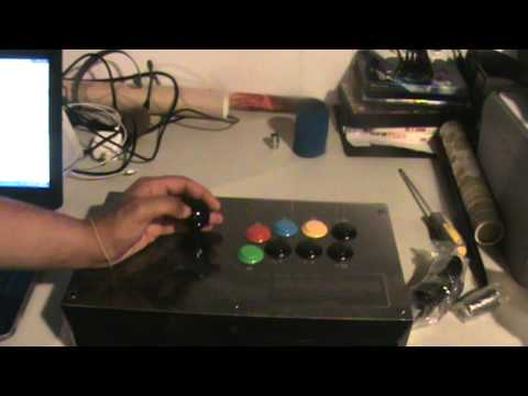 DeeDogg' Razer arcade stick review part one