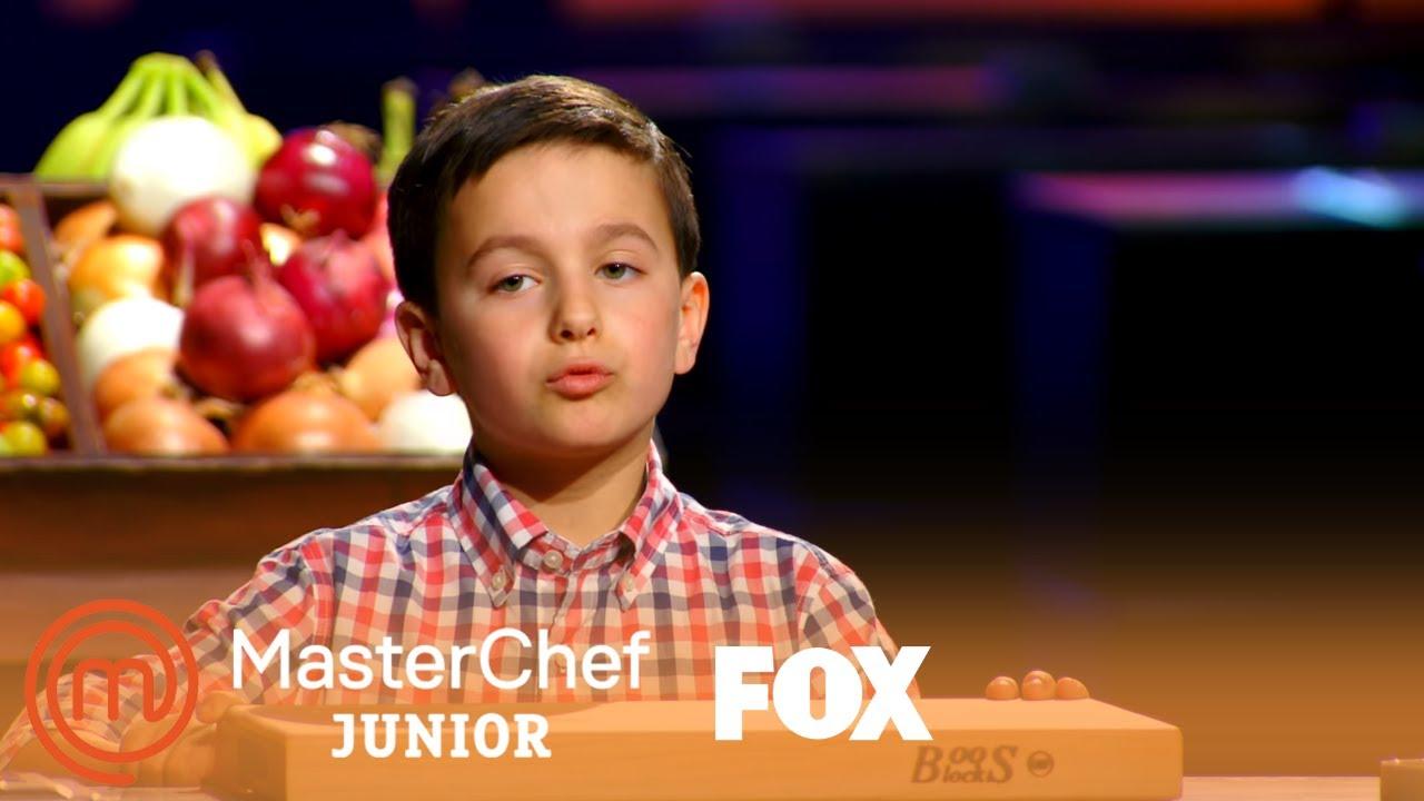 The MasterChef Junior Kitchen Opens Once Again! | Season 5 ...