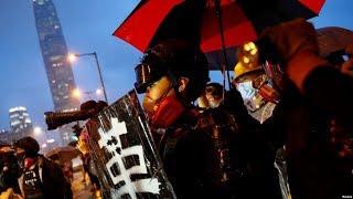 美国之音直播:香港太子地铁站2号晚有抓捕行动