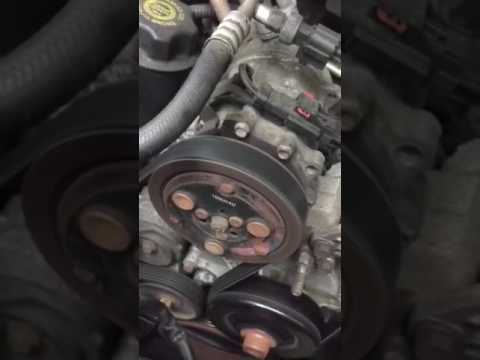 2002 jeep liberty air conditioner compressor
