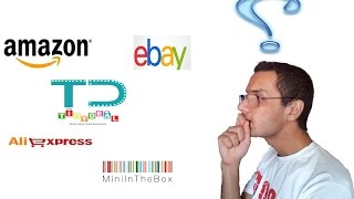 أهم و أفضل 5 خمس مواقع شراء موثوقة و الربح من التسوق على النت و تشحن الى الجزائر و الدول العربية