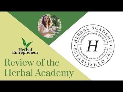 Review of the Herbal Academy