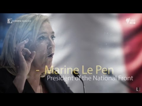 Dateline. Marine Le Pen, President Of The National Front.
