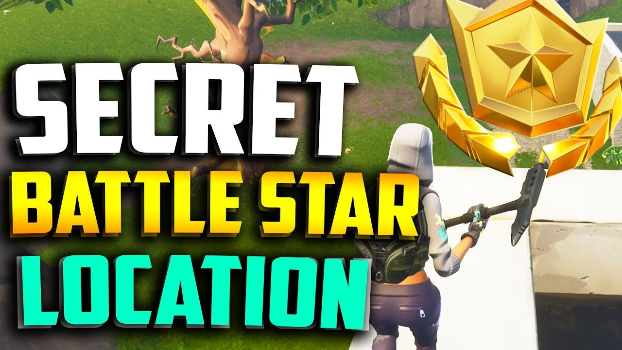 Secret Hidden Battle Star Quiet On The Set Fortnite Week 1
