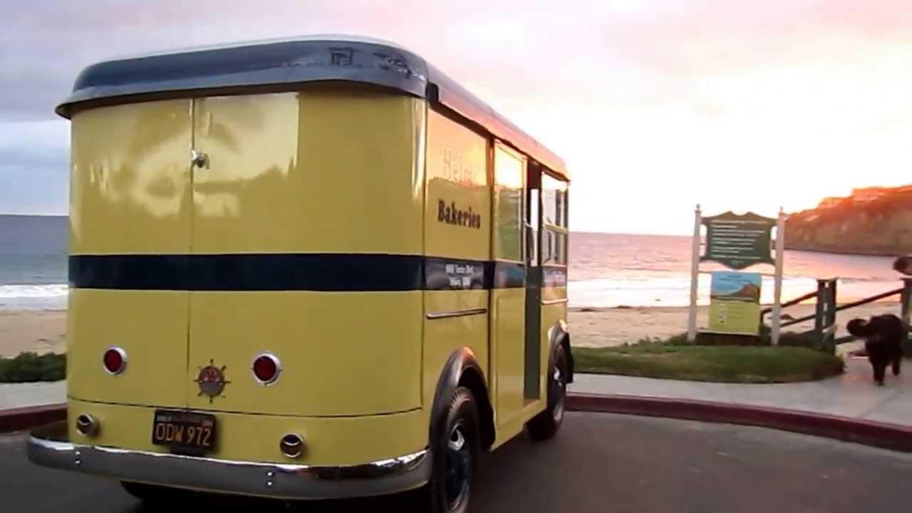 1948 Divco Helms Bakery Truck For Sale in Laguna Beach California