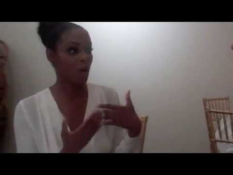 Tika Sumpter Talks 'The Haves And Have Nots' Bad Girl Candace