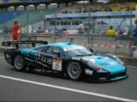 FIA GT Hockenheim 2004 - Saleen, Lister Storm and more