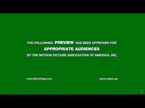 MPAA Splash Screen for Trailers (HD)