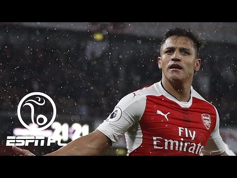 Dissecting Alexis Sanchez's Latest Arsenal Frustrations | ESPN FC