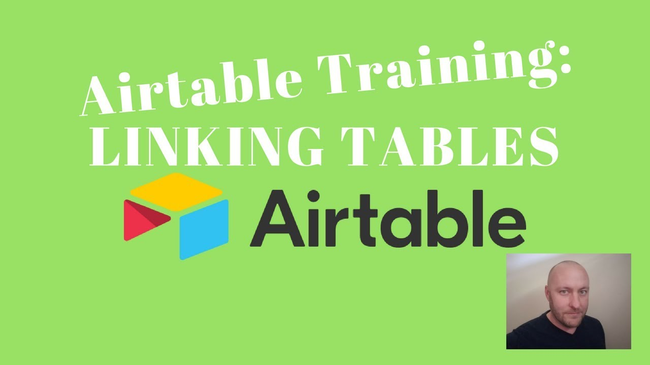 Linking Tables in Airtable