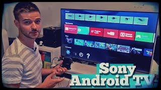 Мечта Кашпировского! Обзор телевизора Sony на Android TV(Понеслась в паблик-чате: http://Viber.com/Droider Еще видео и обзоры на: http://Droider.ru http://Facebook.com/Droider http://VK.com/Droider_ru ..., 2015-09-16T16:47:02.000Z)