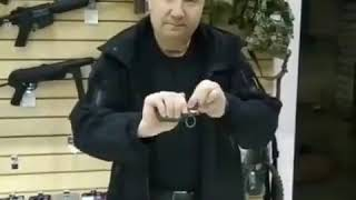 accident in gun store - How Not To Handle A Grenade