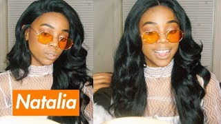 Sensationnel Supermodel Series Swiss Lace Silk Based Lace Frontal Wig - Natalia (SAMSBEAUTY)