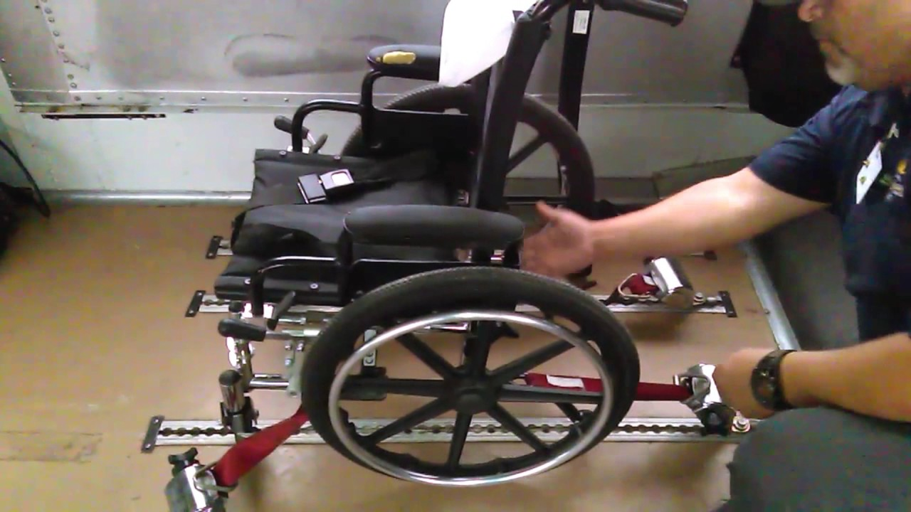 Hookup a boy in a wheelchair