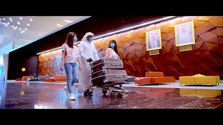 KUWAIT AIRWAYS - Flying Safely during Covid   QCPTV.com