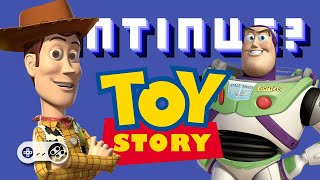Toy Story (SNES) - Continue?