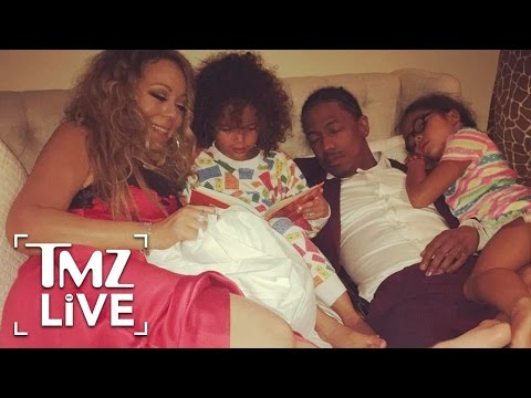 Mariah Carey & Nick Cannon: Back Together? | TMZ Live
