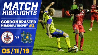 KSI OR LOGAN PAUL?? - SAWBRIDGEWORTH TOWN vs HASHTAG UNITED