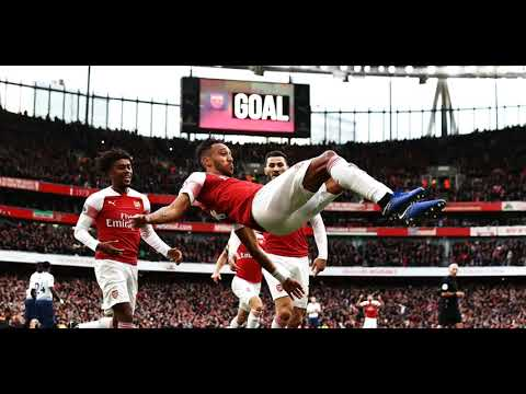 Download Aubameyang and Lacazette - the most complete duo
