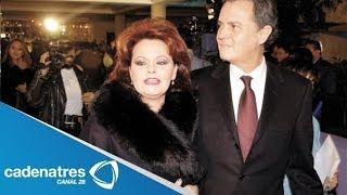 Muere esposo de Rocio Durcal /  Rocio Du...
