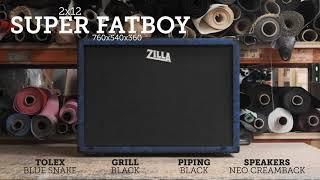 Zilla Cabs Custom Super Fatboy 2x12