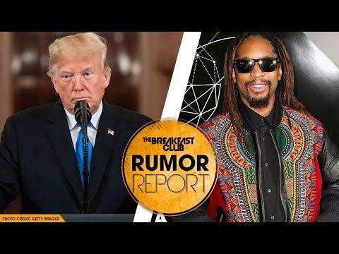 DJ Slab 1 - Donald Trump Forgets Lil Jon Despite 'Apprentice' Appearances