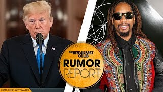Donald Trump Forgets Lil Jon Despite 'Apprentice' Appearances