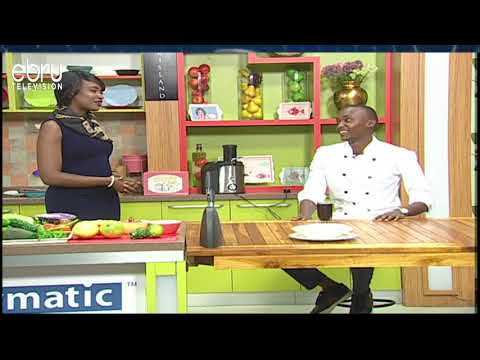 Chef Ian Kongo On His Passion For Cold Kitchen & Healthy Food