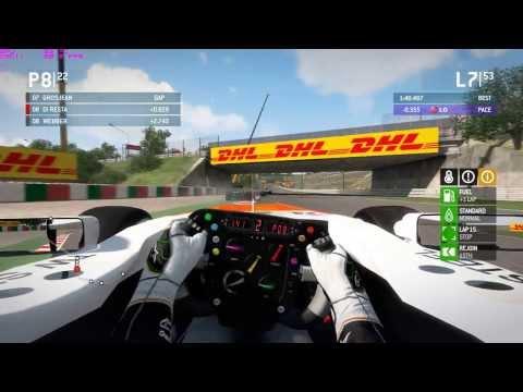 F1 2013, Zero To Hero, Di Resta, Suzuka