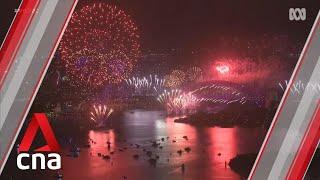 Fireworks light up Sydney sky as Australia ushers in 2021