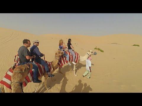 Dubai Desert Safari, Camel Riding & Sheikh Zayed Grand Mosque with Hyde