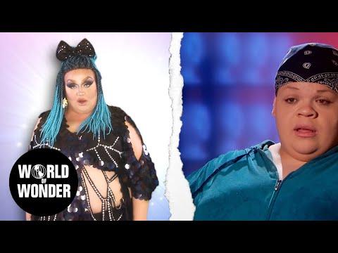 """Eureka O'hara's """"Favorite Big Boned Gals"""" from RuPaul's Drag Race"""