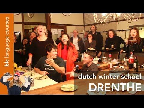 BLC Dutch Winter School | Drenthe - an impression