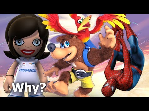 Video Game Guest Characters |