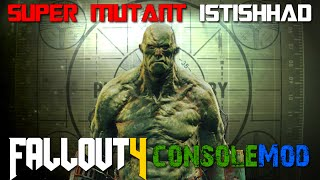 Video Fallout 4 Console Mods ~ Super Mutant Jihadist (Sound Replacer) download MP3, 3GP, MP4, WEBM, AVI, FLV Agustus 2018