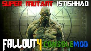 Video Fallout 4 Console Mods ~ Super Mutant Jihadist (Sound Replacer) download MP3, 3GP, MP4, WEBM, AVI, FLV Juni 2018