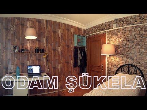 Odam Artık Eskisi Gibi Değil (ODA YENİLEME) |My New Room| Hobby Shop