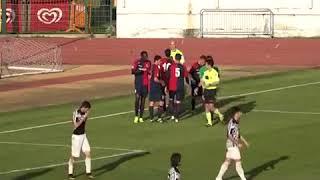 Serie D Girone E Viareggio-Sestri Levante 1-0